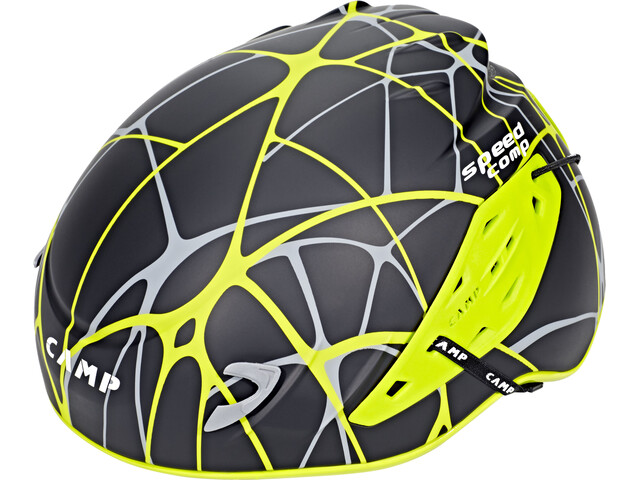 Camp Speed Comp - Casque - jaune/noir